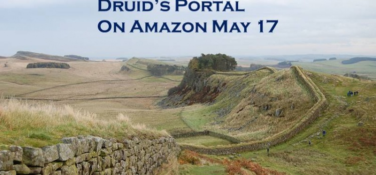 Book launch: Druid's Portal