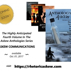 New Anthology release day