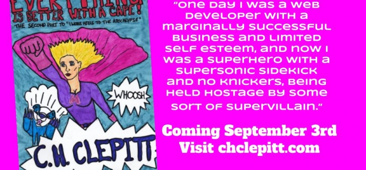 C. H. Clepitt: author interview