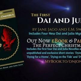 New Release: Dai & Julia series
