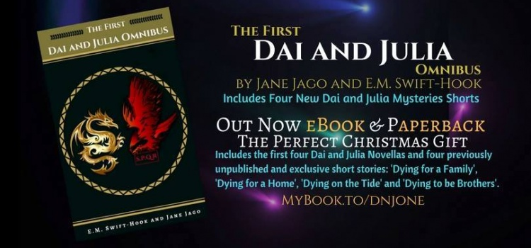New Release: Dai & Julia series