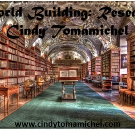 World building: Research