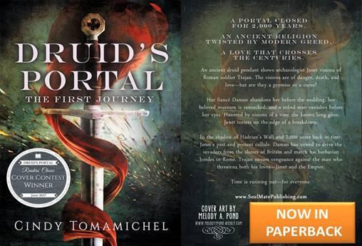 Druid's Portal – paperback