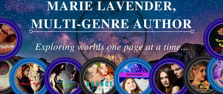 Marie Lavender: Author interview