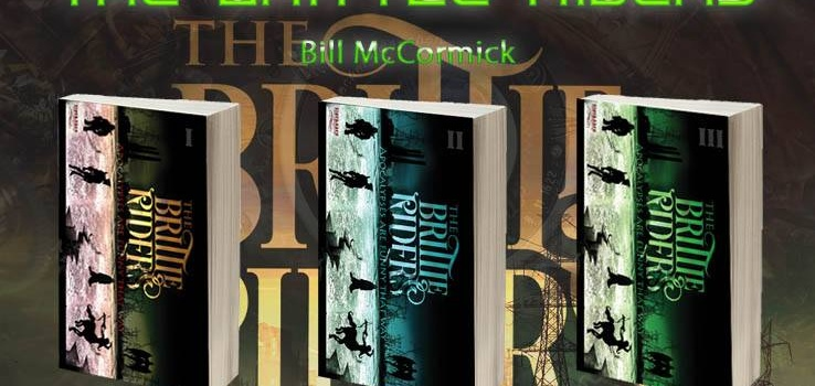 Bill McCormick: author interview