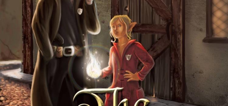 Author interview: Claire Buss