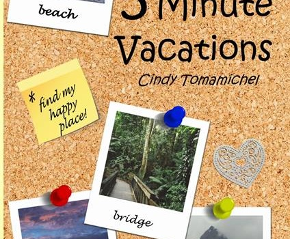 New Release: 5 Minute Vacations