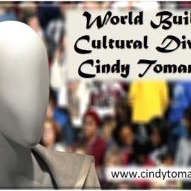 World Building: Cultural diversity