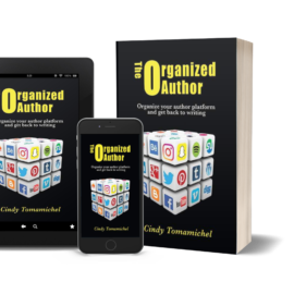 New release: The Organized Author