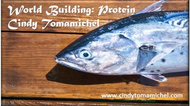World Building: Protein